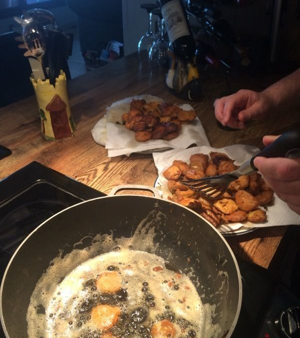 Beer Battered Fried Pickles | Laura Morgan Recipes