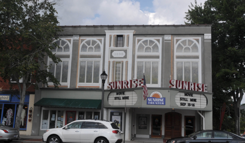 The Sunrise Theater | Southern Pines NC